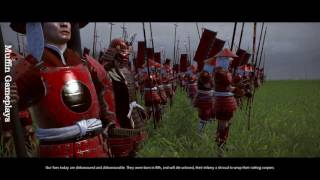Total War Shogun 2 Gold Edition PC Gameplay