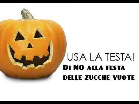 Perche Non Festeggiare Halloween.Halloween No Grazie