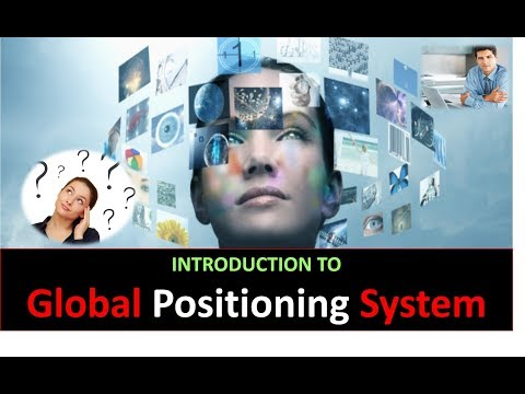 INTRODUCTION TO GPS GLOBAL POSITIONING SYSTEM