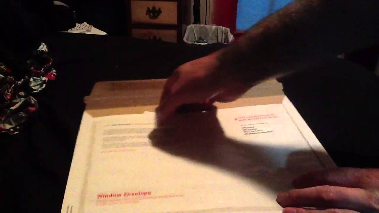 How to seal a UPS envelope & How to seal a UPS envelope - YouTube Aboutintivar.Com