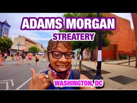 WASHINGTON DC's FIRST STREATERY IN ADAMS MORGAN | 202DC