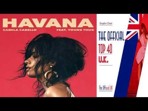 Top 40 UK Singles Chart 2017 - 2018   Top Billboard