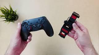 Gamesir G3s bluetooth + 2.4GHz wireless gamepad unboxing