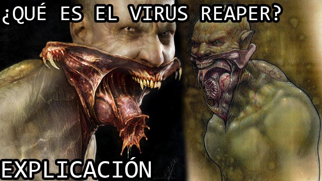 ¿Qué es el Virus Reaper? EXPLICACIÓN | El Aterrador Virus Reaper de Blade y su Origen EXPLICADO