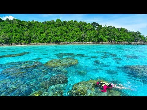 When to go to the Similan Islands