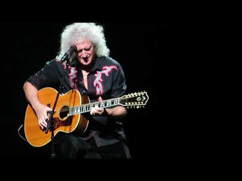 Love Of My Life ~ Queen/Brian May live in Amsterdam