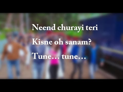 (LYRiCS)Maine Tujhko Dekha Lyrical Video...