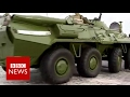 Is Russia's Arctic presence 'aggressive?' BBC News