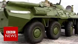 Is Russia's Arctic presence 'aggressive?' BBC News