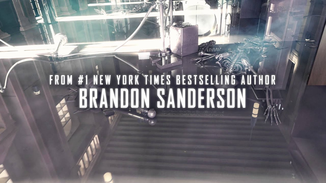 Steelheart by Brandon Sanderson - YouTube