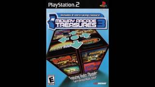 Midway Arcade Treasures 3 (PS2/Xbox/GC) Music - What