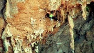 Petzl RocTrip Kalymnos 2006 [HD] Sport climbing in Greece