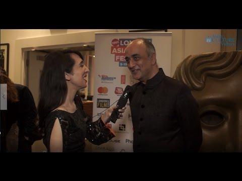 Art Malik Gurinder Chadha Naughty Boy London Asian Film Festival 2017 Closing Gala