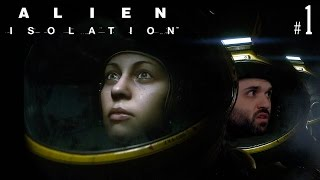 EMPIEZA LA AVENTURA | ALIEN ISOLATION Gameplay Español
