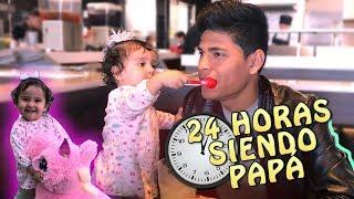 24 HORAS SIENDO PAPÁ | soyFranciscoALV thumbnail