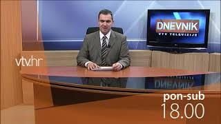 Vtv dnevnik najava 17. siječnja 2019.
