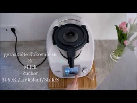 Thermomix Tm5 Mandarinen Kokos Kuchen Youtube