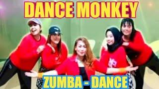 DANCE MONKEY - TONES AND I - ZUMBA - DANCE