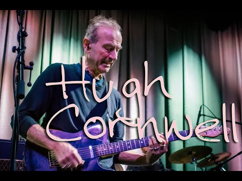 Hugh Cornwell - Sydney - May 9 2019