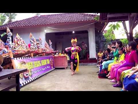 Jegog in Negara