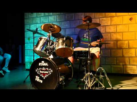 William Pierson - Drums - Gulf Coast Academy Talent Show 2014