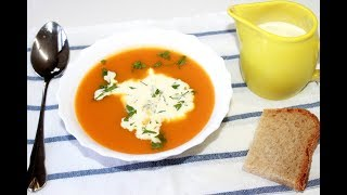 Тыквенный суп-пюре Классический   Лучший рецепт!!!