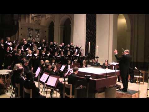 What Sweeter Music - John Rutter - Exultate Chamber Choir & Orchestra