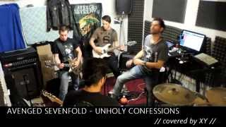 Avenged Sevenfold - Unholy confessions (covered by Xplore Yesterday)