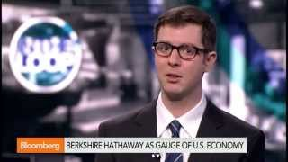 How Berkshire Is a Gauge of the U.S. Economy