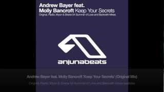 Andrew Bayer feat. Molly Bancroft - Keep Your Secrets (Original Mix)