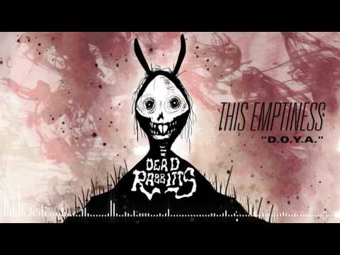 THE DEAD RABBITTS - D.O.Y.A. (Official Stream)