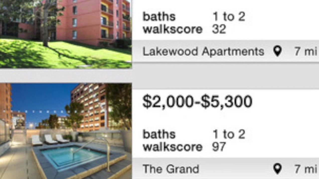 The Best Apps To Find A New Apartment
