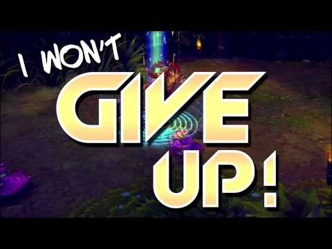 Nightcore [Instalok - I Won't Give Up (Calvin Harris - I Need Your Love ft. Ellie Goulding PARODY)]