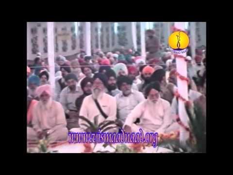AGSS 1997 : Raag Gauri - Principal Shamsher Singh Kreer
