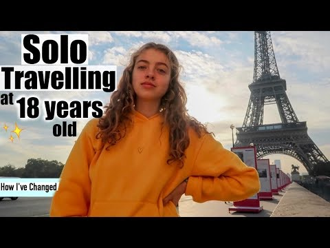 I just got back from Solo Travelling Europe at 18 yrs old - & I've Changed. 🌎
