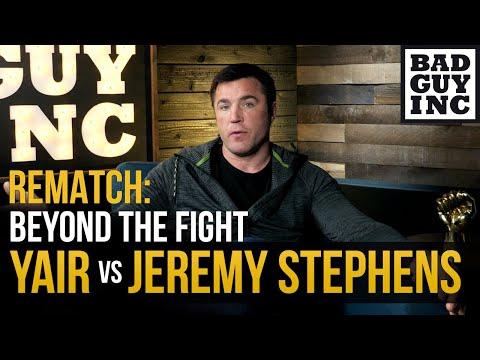 Here we go again... Jeremy Stephen vs Yair Rodriguez