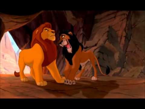 Lion King Scar And Mufasa Mufasa's and scar's ta...