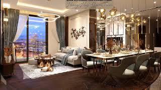 CĂN HỘ MẪU Dự Án Chung Cư HOÀNG HUY GRAND TOWER SỞ DẦU - Hồng Bàng - Hải Phòng