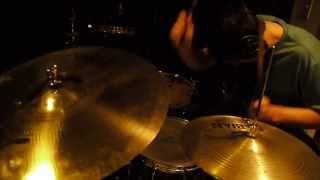 Mike Read Living Void Drums Practice May 7 2013