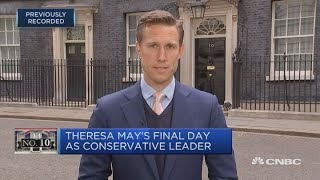 These eleven candidates are vying to become UK's next Prime Minister | Squawk Box Europe