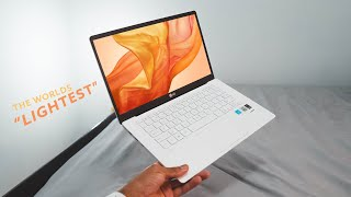 """2020 LG Gram 14"""" Review - Feather In My Hands"""