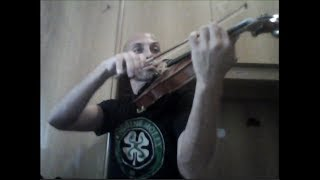 Back To The Future 3 Doubleback Zz Top Violin Cover Country Version