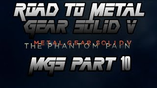 Metal Gear Solid 1 (PS1) Part 10 - The Road to Metal Gear Solid 5 - The Phantom Pain