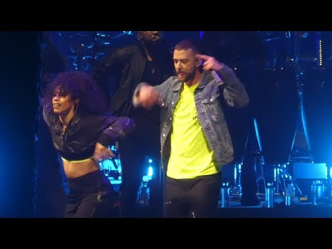 """""""SexyBack & Man Of The Woods"""" Justin Timberlake@Prudential Center Newark, NJ 3/25/18"""