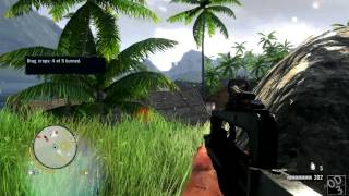 Far Cry 3: PC Gameplay HD 7850 OC Ultra [ 1080p ] Pt.7
