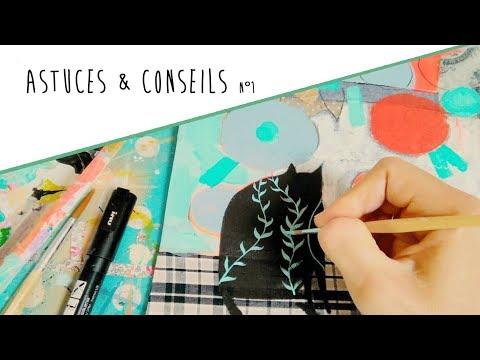 Astuces & Conseils N°1 : Le Métier De Peintre / Illustrateur