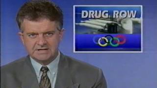 1992 TEN News re Barcelona Olympics