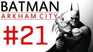 """Batman Arkham City: Campaign Playthrough ep. 21 """"Cold Calling Bitch"""""""