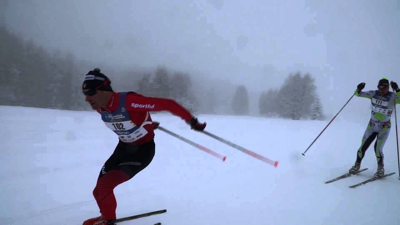 Viote monte bondone sky marathon master tour 2016