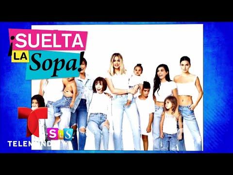 Kris Jenner patento el nombre de su nieta, Stormi   Suelta La Sopa   Entretenimiento
